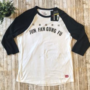 ✨NWT✨ Men's Bruce Lee Under Armour Shirt